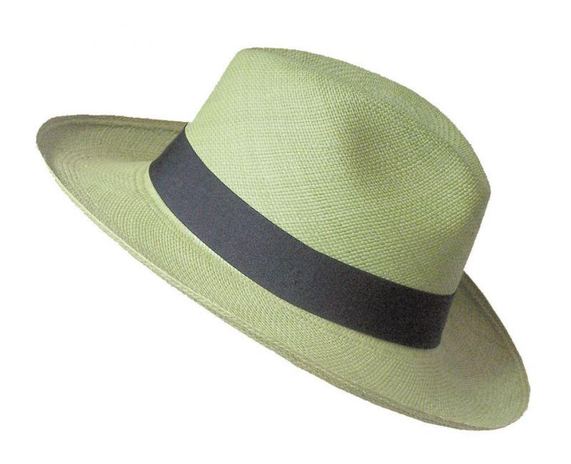Panama Hatt CLASSIC - Light green